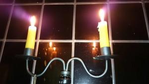 Kerzenwärme